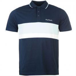 Pierre Cardin Contrasting Stripe Polo Shirt Mens
