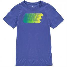 Nike Block Grade T Shirt Junior Boys