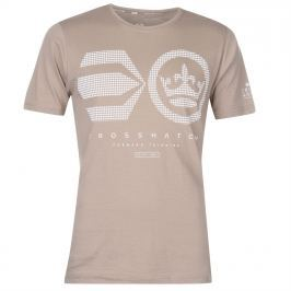 Crosshatch Camocru T Shirt Mens