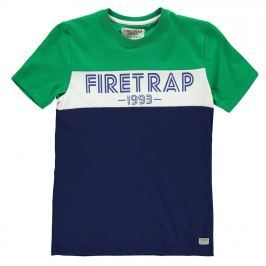 Firetrap S S Tee Jnr83