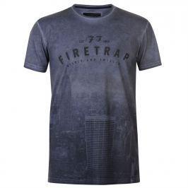 Firetrap Sub The City T Shirt Mens