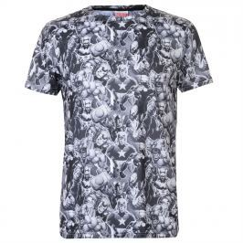 Character Short Sleeve T Shirt Mens