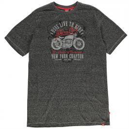D555 Bradley Bikers T Shirt Mens