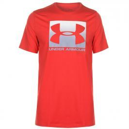 Under Armour Boxed Sportstyle T Shirt Mens