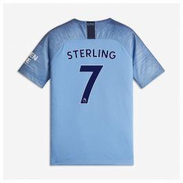 Nike Manchester City Raheem Sterling Home Shirt 2018 2019 Junior