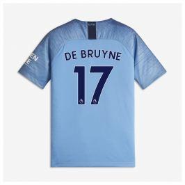 Nike Manchester City Kevin De Bruyne Home Shirt 2018 2019 Junior