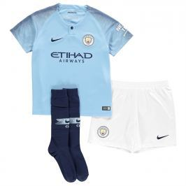 Nike Manchester City Home Mini Kit 2018 2019