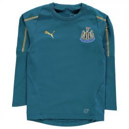 Puma Newcastle United Training Sweatshirt 2018 2019