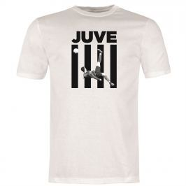 Team Ronaldo Juve T Shirt Mens