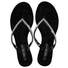 SoulCal Jelly Sandals Ladies
