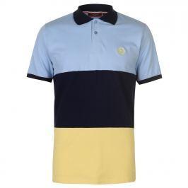 Pierre Cardin Large Block Polo Shirt Mens