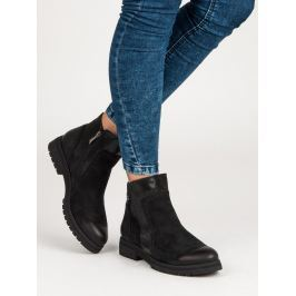 COMFORTABLE LEATHER BOOTS VINCEZA