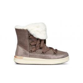 Children's winter boots GEOX AVEUP GIRL C