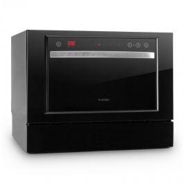 Klarstein Amazonia 6 Luminance asztali mosogatógép 1380 W, A+, 6 teríték