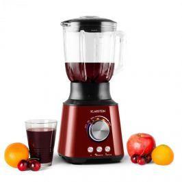 Klarstein TK30-Herakles-R, asztali mixer, 1000 W, 1,5 liter, rozsdamentes acél, piros