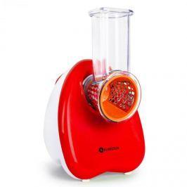 Klarstein Food Slicer, elektromos reszelő - szeletelő, piros