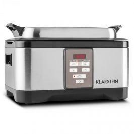 Klarstein Tastemaker Sous-vide Garer lassú főző, 550 W, 6 l, rozsdamentes acél, ezüst
