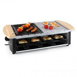 Klarstein raclette grillező, természetes kőlap, grillező lap