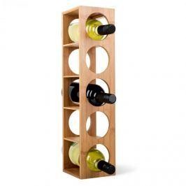 Klarstein Rack No. 3, bambusz bortartó, egymásba pakolható