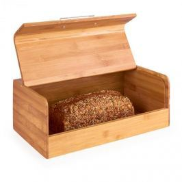 Klarstein Basket No. 9, bambusz kenyértartó fém fogóval, 7 l