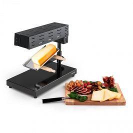 Klarstein Appenzell 2G, fekete, hagyományos raclette grillsütő, 600 W, asztali berendezés