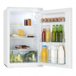 Klarstein Coolzone 130, fehér, beépített hűtőgép, A+, 130 l, 54 x 88 x 55 cm