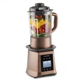 Klarstein Herakles Heat leves mixer, 1300W/1,7k 900W 1,75l BPA-free, üveg, kávészínű
