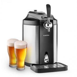 Klarstein Skal, sörcsap, sör hűtése, 5 literes hordó, CO2, nemesacél