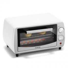 Klarstein Minibreak mini sütő, 11 l, 800 W, 60 perc időzítő, 250°C, fehér