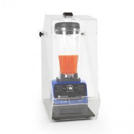 Klarstein Herakles 3G, kék, asztali turmixgép, fedővel, 1500 W, 2,0 k, 2 liter, BPA-mentes