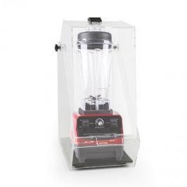 Klarstein Herakles 3G, piros, asztali turmixgép, fedővel, 1500 W, 2,0 k, 2 liter, BPA-mentes