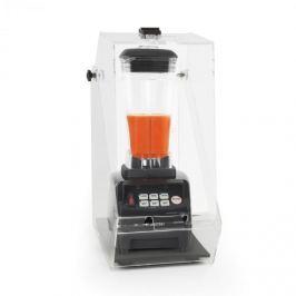 Klarstein Herakles 5G asztali mixer burkolattal, 1500 W, 2,0 LE, 2 liter, BPA mentes, fekete