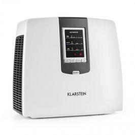 Klarstein Tramontana 6-in-1 levegőszűrő, levegőtisztító, ionizátor, ózon, UV, fekete