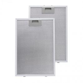 Klarstein alumínium zsírzsűrő, 26 x 37 cm, pót, cserélhető szűrő