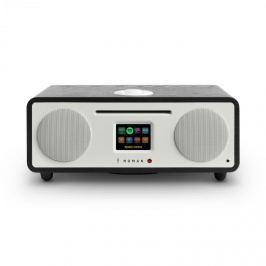 NUMAN Two, tölgyfa, 2.1 internet rádió, CD, 30 W, USB, bluetooth, Spotify Connect, DAB+, fekete tölgy