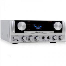Skytronic HiFi erősítő karaoke használatára, PA, 400 W