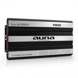 Auna 10000W, hatcsatornás Mosfet autóba alkalmas erősítő