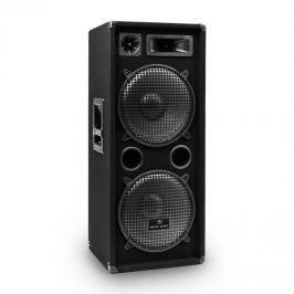 Malone PW-2222 PA DJ háromutas hangszóró 2 x 30cm 1000W