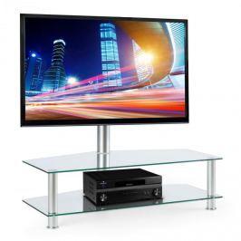 Electronic-Star Polcos TV tartó, biztonsági üvegből