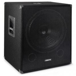 Skytec VONYX passzív PA subwoofer - basszus hangsugárzó, állvány