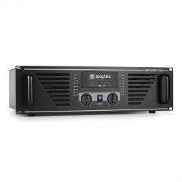 Skytec AMP–2000 PA–erősítő 3200W fekete végfokerősítővel