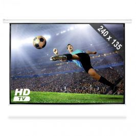 FrontStage PSED-108, HDTV összecsavarható vászon