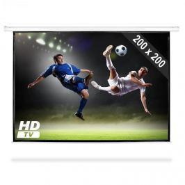 FrontStage PSAB-112, motorikus vetítővászon, HDTV, 200 x 200 cm, 1:1