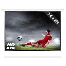 FrontStage PSAC-150, motorikus vetítővászon, HDTV, 300 x 220 cm 4:3