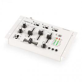 Resident DJ DJ Auna TMX-2211 3-/2-csatornás keverőpult, fehér