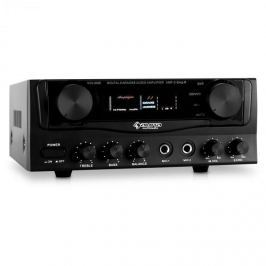 HiFi- erősítő Auna Amp-2, karaoke 400 W-os