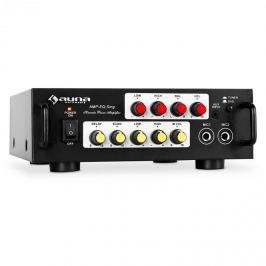 Karaoke HiFi erősítő Auna, 400 W-os, PA végerősítő