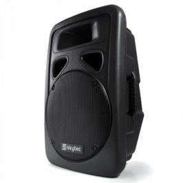 """PA Skytec 30cm-es (12"""") aktív-hangszóró 1100W teljesítmény"""