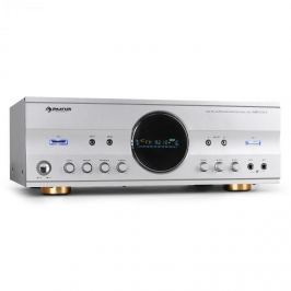 Auna AMP-218-S-V2, 5.1 térbeli receiver,HiFi-erősítő, 600 W