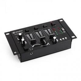 3/2-csatornás DJ keverőpult Skytec STM 3020, MP3 USB